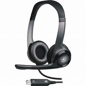 Logitech Clearchat Pro Usb Headset With Noise