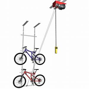 Flat Bike Lift : horizontal single bike lift canada garage organization ~ Sanjose-hotels-ca.com Haus und Dekorationen