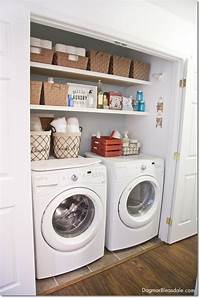 laundry closet ideas Top 5 Tips for Designing an Efficient and Beautiful ...