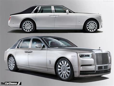 2018-2019 Rolls-royce Phantom Details