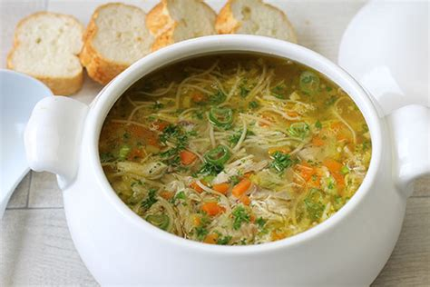 real chicken noodle soup recipes bite