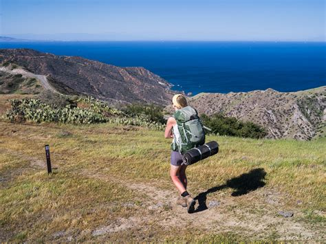 Catalina Hiking 5 | Catalina Island, California | Mountain ...