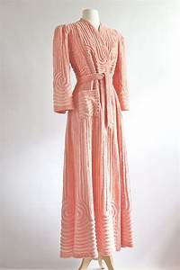17 best images about 1940s undergarments sleepwear on With vintage robe
