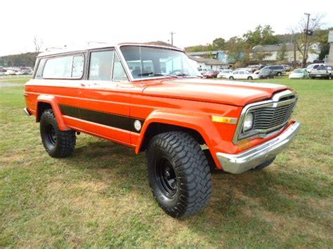 1979 jeep cherokee chief bobby ledbetter cars 1979 jeep cherokee chief suvs
