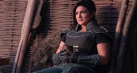 Gina Carano Backlash Culminates In Star Wars Fans Calling ...