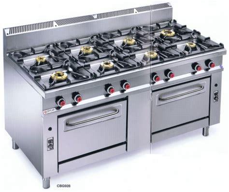 Cucina A Gas 8 Fuochi Con 2 Forni Offcar Serie 990 9cbg28