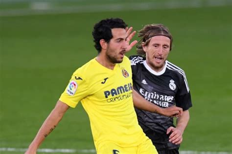 Villarreal 1-1 Real Madrid: Player Ratings as Los Blancos ...