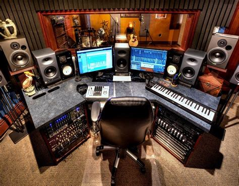 Home Recording Studio : How To Keep Your Sessions On Track