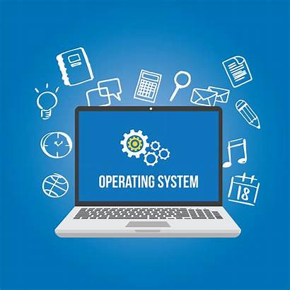 Operating Software System Computer Os Laptop Systems