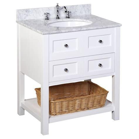 30 inch bathroom vanity with sink new yorker 30 inch vanity carrara white
