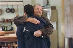 The Utter Horror Of The Man Hug