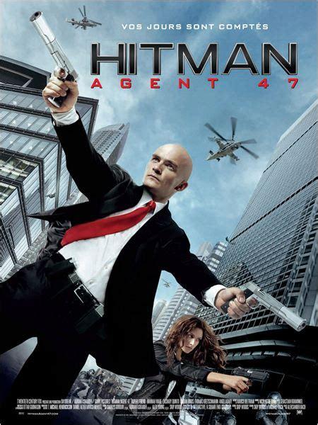 affiches hitman agent  ecranlargecom