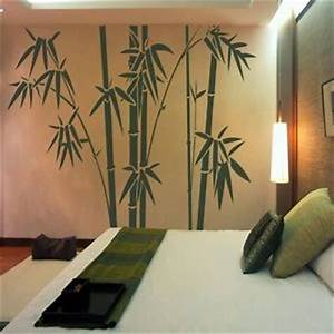 bamboo tree wall decal inspiration vinyl living room With inspiring tree wall decals for living room