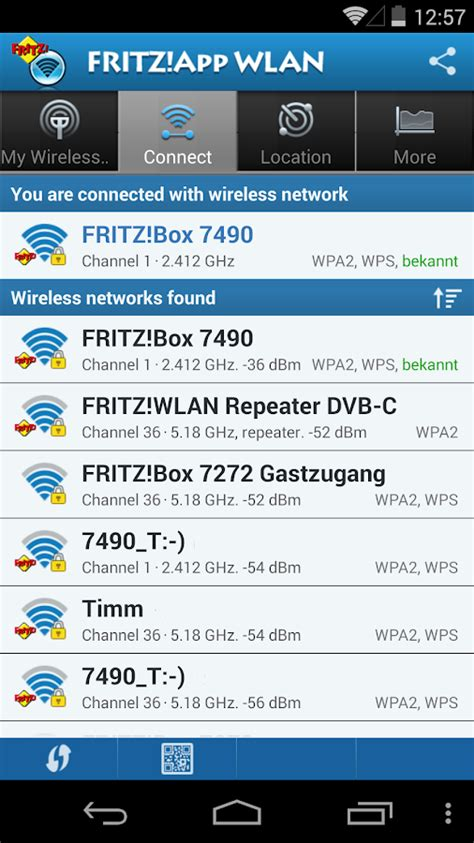 fritz app wlan lab android apps on play