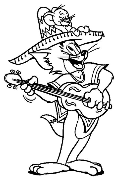 Coloring Pictures by Cinco De Mayo Coloring Pages Best Coloring Pages For