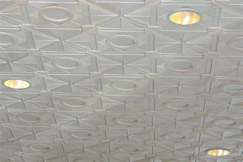 Deco 1 Circle Ceiling Tile Mineral Composite Panels