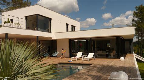 maison avec patio maison d architecte avec patio int 233 rieur grande terrasse