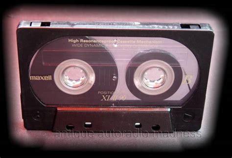 maxell cassette audio mini cassette compact cassette mini k7