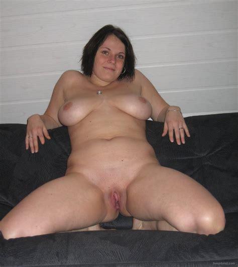 Chubby Milf Naked And Masturbating