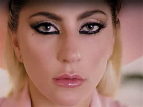 Lady Gaga Wears Christian Louboutin Heels In 'million