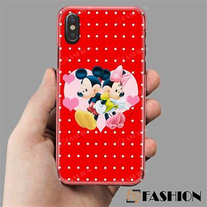 Phone Case Led Mouse Minnie Iphone Mickey