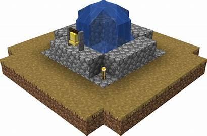 Minecraft Fountain Plains Village Blueprint Blueprints Structure