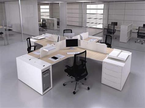 bureau 3 places bureaux openspace logic i bureau