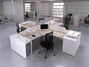 Bureaux openspace logic i bureaunet for Meubles pour petit espace 3 bureaux openspace logic i bureau