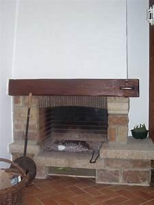 Peindre Des Briques De Cheminée : chemin e en granit un peu vieillotte ~ Farleysfitness.com Idées de Décoration