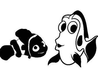 finding nemo decal etsy