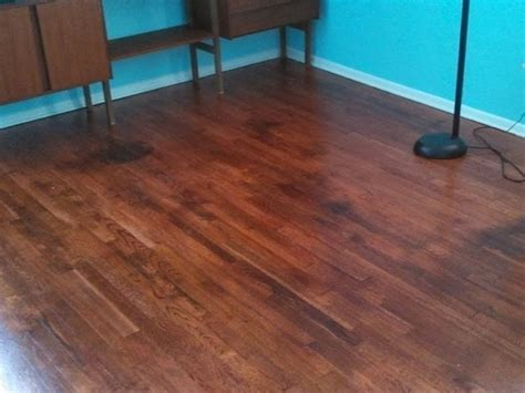 hardwood flooring refinishing refinishing water damaged hardwood floors east hanover nj monk s home improvements