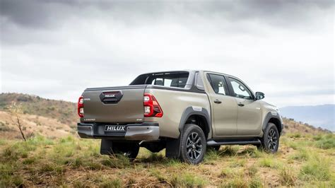 Conquer all types of terrains with the new toyota hilux. New Toyota Hilux - Tougher, More Advanced