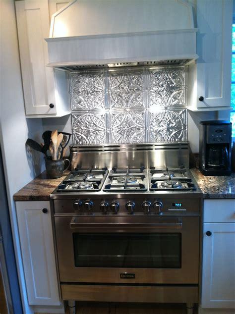 kitchen backsplash tin 10 best images about metal backsplash on 2258