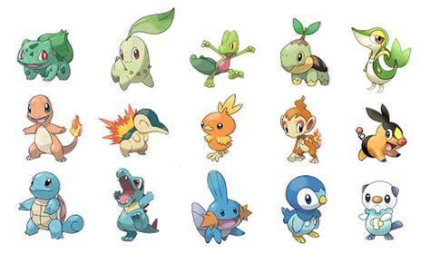 Starter Pokémon (concept)