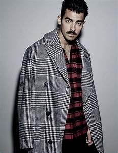 Joe Jonas | Vogue Hombre | 2017 Cover Photo Shoot