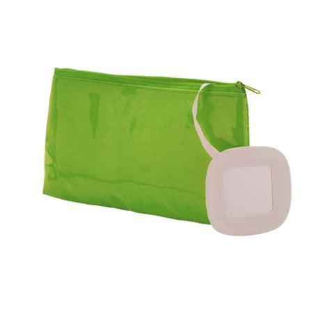 trousse de toilette cosmetique avec miroir xana publicitaire