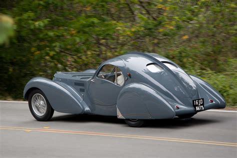 Bugatti Type 57 SC Atlantic Coupe (s/n 57473 - 2010 Pebble ...
