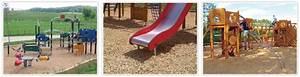 Aire De Jeux En Bois Pour Particulier : copeaux de bois pour aire de jeux ~ Dailycaller-alerts.com Idées de Décoration