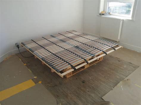 wall drawers bedroom lönset pallet bed ikea hackers ikea hackers