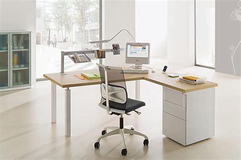bureau bois m騁al bureau de travail entreprise bp16 jornalagora
