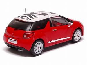 Equipement Ds3 So Chic 2011 : citro n ds3 sport chic 2011 ixo 1 43 autos miniatures tacot ~ Gottalentnigeria.com Avis de Voitures