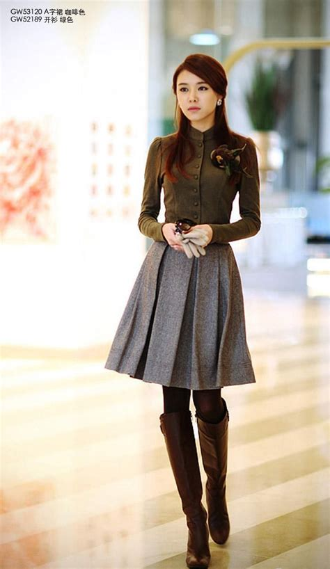 Modest winter outfit | My Closet | Pinterest | Wool Skirts and So cute