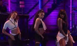tinashe tinashe performs quot all on deck quot livegetmybuzzup