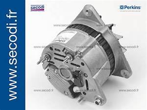 2871a160 - Alternator Perkins - Alternator Massey Ferguson - Industrial 37149444m1