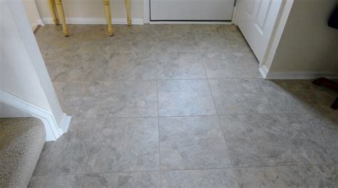 grouting vinyl tile armstrong luxury vinyl tile