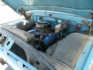 1966 Ford F350 Truck Dually 352 Fe Utility Box F100 F250