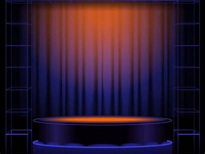 Powerpoint Backgrounds Curtain Desktop Templates Background Television