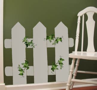 Creative Wall Stencils And How To For Home Decorating
