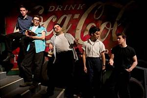 Young, tough, heartfelt 'Grease' musical returns to its ...