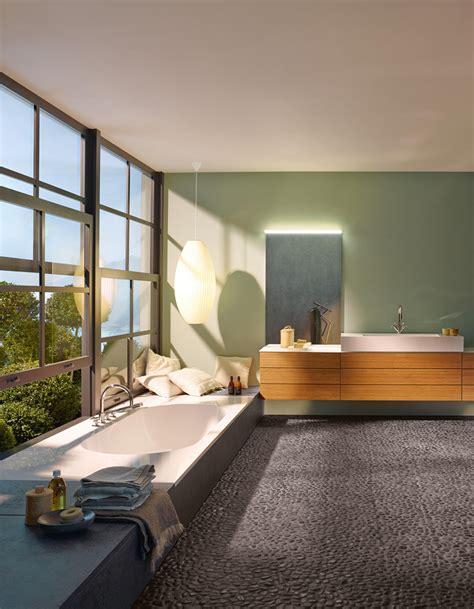 10 Façons De Se Créer Une Salle De Bains Zen  Elle Décoration